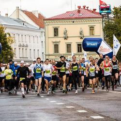 1. Tartu Linnamaraton / Sügisjooks - Tamor Bakhoff (1017), Rauno Laumets (1062), Marek Nõmm (1065), Andi Noot (1098), Mikhail Lavrikov (1479)
