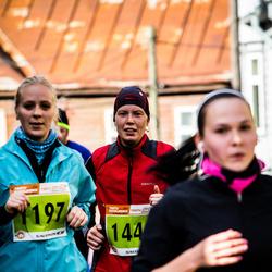 1. Tartu Linnamaraton / Sügisjooks - Anni Salu (1197)