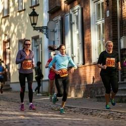 4. Tartu Linnamaraton - Anu Lauringson (1541), Kadri Mägi (1558), Katrin Täär (1612), Karin Täär (1613)