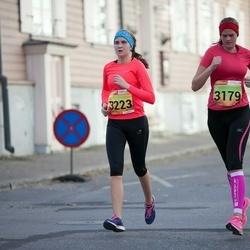 4. Tartu Linnamaraton - Birgit Ristisaar (3175), Kristina Keerdo (3223)