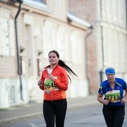 4. Tartu Linnamaraton - Magne Pai (2646), Ülle Põldoja (2713)