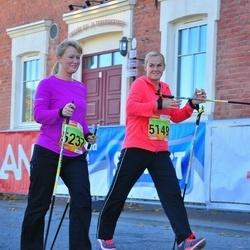 4. Tartu Linnamaraton - Brigitta Mõttus (5149), Merje Teder (5237)