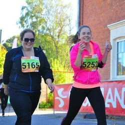 4. Tartu Linnamaraton - Karin Parts (5165), Kirsi Marja Tsakuhhin (5252)