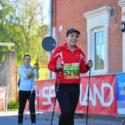 4. Tartu Linnamaraton - Andre Limbak (5121), Kaisa Äärmaa (5298)