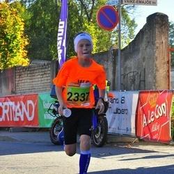 4. Tartu Linnamaraton - Chris Marcus Krahv (2337)