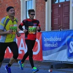 4. Tartu Linnamaraton - Aare Kiik (2279), Harles Nigulas (2588)