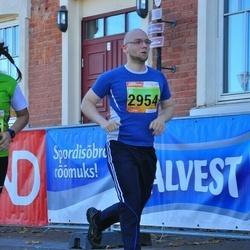 4. Tartu Linnamaraton - Aap Toming (2954), Karina Toming (2955)