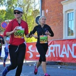 4. Tartu Linnamaraton - Anneli Tomson (2957), Mari-Liis Viirsalu (3061)