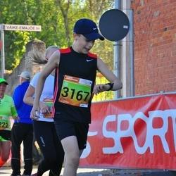 4. Tartu Linnamaraton - Artur Võlu (3167)