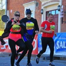 4. Tartu Linnamaraton - Madis Liivamägi (2462), Niko Nurmi (10066), Karoliina Rissanen (10080)