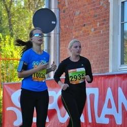 4. Tartu Linnamaraton - Liis Tiirik (2935), Annika Kartsepp (10026)
