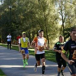 4. Tartu Linnamaraton - Janek Trepp (355), Kalev Vunk (458)