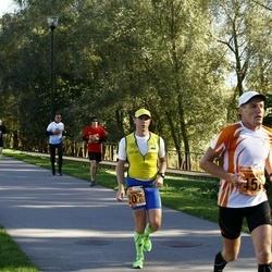 4. Tartu Linnamaraton - Jorma Härmsalu (207), Kalev Vunk (458)