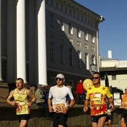4. Tartu Linnamaraton - Jurgis Purgailis (67), Madis Rouhijainen (201)