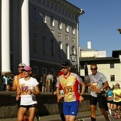 4. Tartu Linnamaraton - Õnne-Liina Jakobson (60), Jani Matias Hartonen (132), Urmo Kallakas (191)