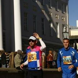 4. Tartu Linnamaraton - Kristofer Soop (45), Eigo Loorius (1183)