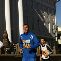 4. Tartu Linnamaraton - Urmas Liin (25), Eigo Loorius (1183)