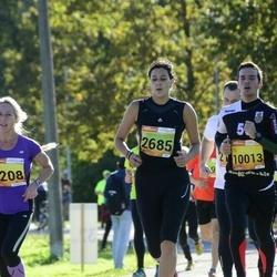4. Tartu Linnamaraton - Manuela Pihlap (2685), Andra Puusepp (3208), Albert Gonzalez (10013)