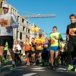 4. Tartu Linnamaraton - Andre Abner (48), Erik Jõgi (77), Timmo Kõrran (296), Maigo Matsalu (478), Mari Hummal (592)