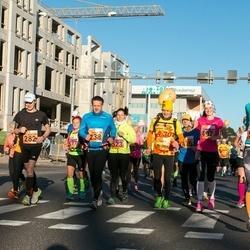 4. Tartu Linnamaraton - Mihkel Lääne (238), Ainar Ojasaar (282), Adeele Arnek (497), Helen Tinkus (500), Raili Pihlas (523)