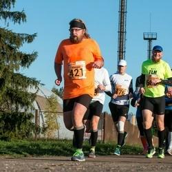 4. Tartu Linnamaraton - Margus Konnula (421)