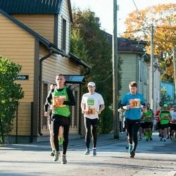 4. Tartu Linnamaraton - Peeter Oranen (37), Meelis Koskaru (68)