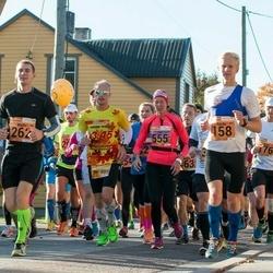 4. Tartu Linnamaraton - Rando Ernits (158), Madis Kerner (262), Heli Ajaots (555)