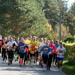4. Tartu Linnamaraton - Egert Erm (265), Artem Kobrin (270), Urmas Voitka (479), Jaanika Kurgjärv (521), Siiri Kaaver (580)
