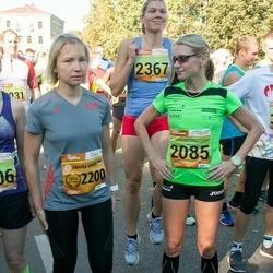 4. Tartu Linnamaraton - Annika Vaher (2200), Eveli Kurg (2367)