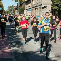4. Tartu Linnamaraton - Arko Kurg (2365), Riina Veskimäe (3047)