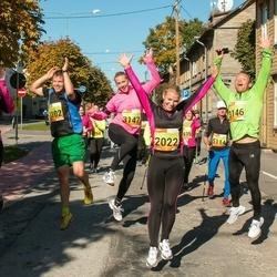 4. Tartu Linnamaraton - Triin Allikivi (2022), Tarvo Kuus (3102), Kirsti Allik (3145), Margus Udeküll (3146), Veronika Uibo (3147)