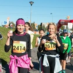 4. Tartu Linnamaraton - Siiri Laisaar (2414), Annika Oja (2618)