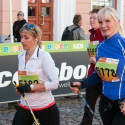 4. Tartu Linnamaraton - Annika Põlgast (5178), Liina Raal (5182)