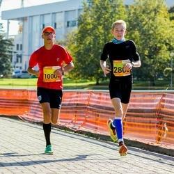 4. Tartu Linnamaraton - Mart Leo Ruus (2800), Armin Angerjärv (10004)