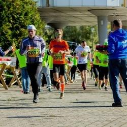 4. Tartu Linnamaraton - Rando Aigro (2017), Aare Einsoo (2073)