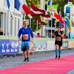 4. Tartu Linnamaraton - Keio Kaljumäe (273)