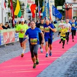 4. Tartu Linnamaraton - Raido Haaviste (2101), Tristan Aik Sild (3165)