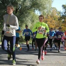 60. Viljandi Linnajooks - Jakob Univer (53), Birgit Paltsmar (342)
