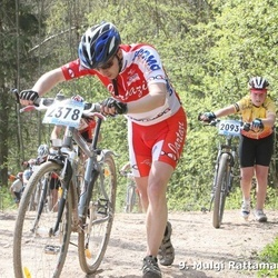 9. Mulgi Rattamaraton - Arnold Merendi (2093), Andero Joorits (2378)