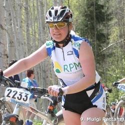 9. Mulgi Rattamaraton - Annika Pedak (2233)