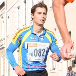 1. Tartu Linnamaraton / Sügisjooks - Artur Schotter (10082)