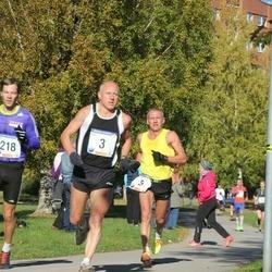 60. Viljandi Linnajooks - Ago Veilberg (3), Meelis Veilberg (5), Mait Leemet (218)