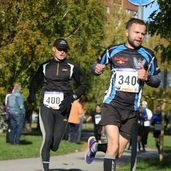 60. Viljandi Linnajooks - Andero Sopp (340), Ants Einsalu (400)
