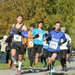 60. Viljandi Linnajooks - Meelis Rink (6), Jüri Uha (16), Aaron Kais (371)