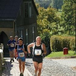 60. Viljandi Linnajooks - Ago Veilberg (3), Ülari Kais (203)