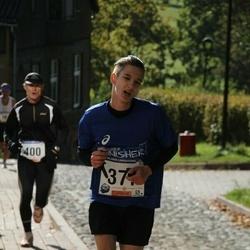 60. Viljandi Linnajooks - Aaron Kais (371), Ants Einsalu (400)