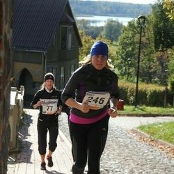 60. Viljandi Linnajooks - Katrin Peterkopf (77), Birgit Nool (245)