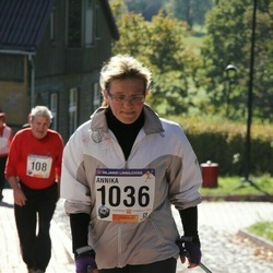 60. Viljandi Linnajooks - Vello Lode (108), Annika Rull (1036)