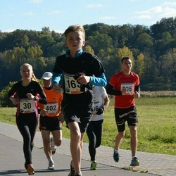 60. Viljandi Linnajooks - Merili-Mai Kivimets (30), Arne Sammel (402)