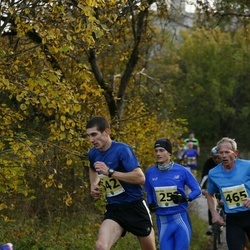 42. Saaremaa Kolme Päeva Jooks - Ago Kokk (465), Janar Mai (542)